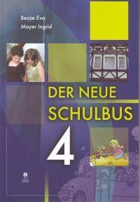 Neue Schulbus 4. Tankönyv ÚJ!