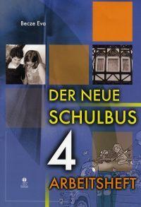 Neue Schulbus 4. Munkafüzet ÚJ!