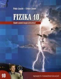 Fizika 10. Tankönyv
