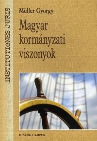 Magyar kormányzati viszonyok