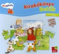 KISGŐZÖS KIRAKÓKÖNYV - BETŰK