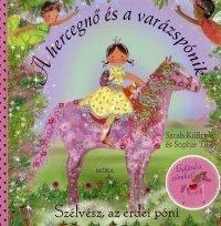 A hercegnő és a varázspónik:Szélvész, az erdei póni