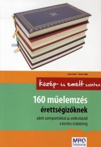 160 műelemzés érettségizőknek adott szempontokkal az antikvitástól a kortárs irodalomig