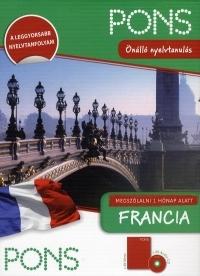 PONS Megszólalni 1 hónap alatt:Francia (Audio CD melléklettel)