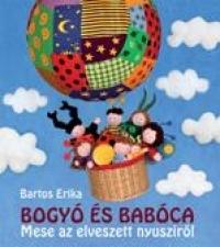 Bogyó és Babóca - Mese az elveszett nyusziról (Könyv)