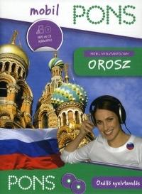 Pons mobil nyelvtanfolyam:Orosz (2 CD melléklettel)