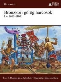Bronzkori görög harcosok I. e. 1600-1100.