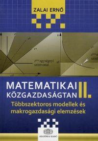 Matematikai közgazdaságtan II.