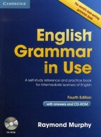 English Grammar in Use with Answers (with CD-ROM) - Fourth Edition