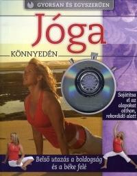 Jóga könnyedén (DVD melléklettel)