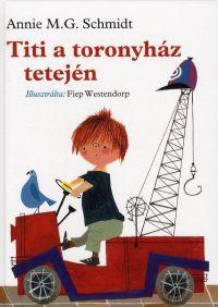TITI A TORONYHÁZ TETEJÉN