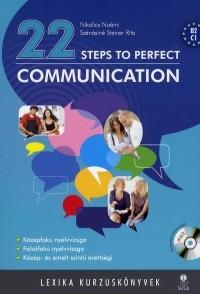 22 Steps to Perfect Communication (MP3 formátumú CD melléklettel)