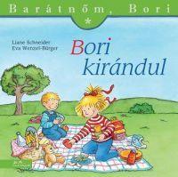 Barátnőm, Bori:Bori kirándul