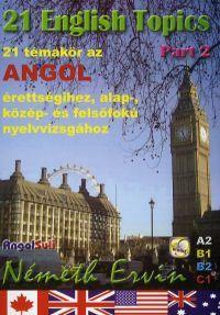 21 English Topics - Part 2