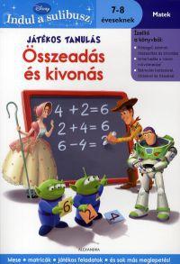 Összeadás és kivonás ( Toy Story)