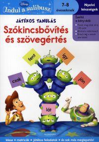 Szókincsbővítés és szövegértés (Toy Story)