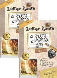 A Szent Johanna gimi 8. 1-2. (Könyv)
