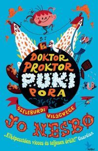 Doktor Proktor pukipora 3.