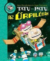 Tatu és Patu, az űrpilóták