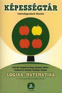 Képességtár tehetséggondozó füzetek 2. - Logika-matematika