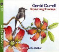 Repülő virágok mezeje - Hangoskönyv (2 CD)