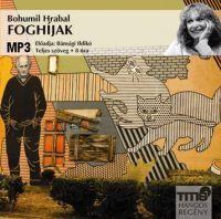 Foghíjak - Hangoskönyv (MP3)