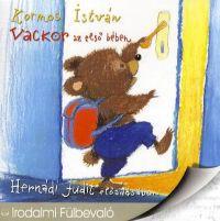 Vackor az első bében - Hangoskönyv (CD)