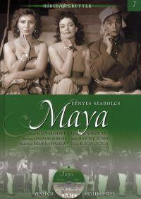 Maya (CD melléklettel)
