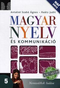 Magyar nyelv és kommunikáció 5. - Tankönyv