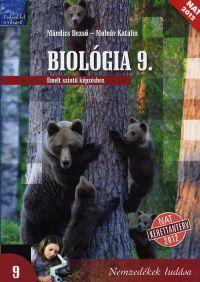 Biológia 9. - Tankönyv