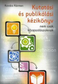 Kutatási és publikálási kézikönyv