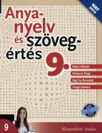 Anyanyelv és szövegértés 9. - Tankönyv