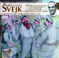 Svejk - Folytatódik a dicsőséges csihi-puhi - Hangoskönyv (MP3)