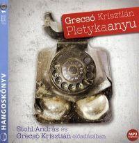 Pletykaanyu - Hangoskönyv (MP3)