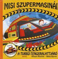 Misi szupermasinái:A turbó-tengeralattjáró