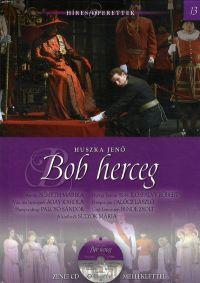 Bob herceg (CD melléklettel)