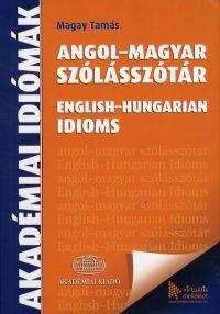 Angol-magyar szólásszótár + NET + Virtuális melléklet