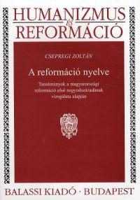 A reformáció nyelve