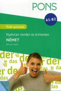 PONS Német nyelvtan röviden és érthetően (mit CD)