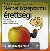 Német középszintű érettségi CD