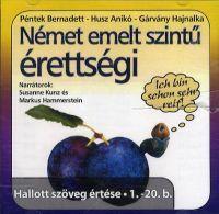 Német emeltszintű érettségi CD