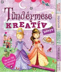 Tündérmese - Kreatívkönyv