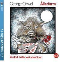 Állatfarm - Hangoskönyv (MP3)