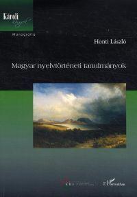 Magyar nyelvtörténeti tanulmányok