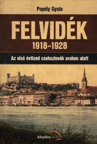 Felvidék 1918-1928
