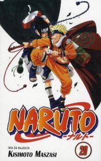 Naruto 20. - Képregény