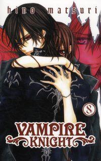 Vampire Knight 8. - Képregény