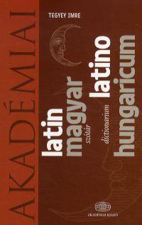 Latin-Magyar szótár - Latino-Hungaricum dictionarium