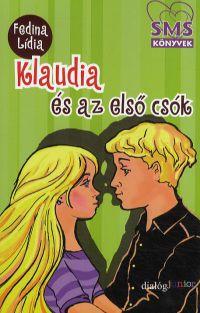 Klaudia és az első csók