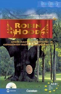 Robin Hood (MP3 melléklettel)